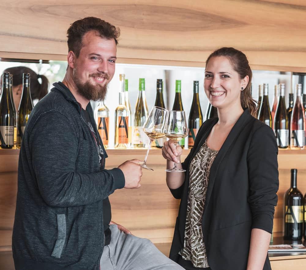 Christian und Birgit Aigner