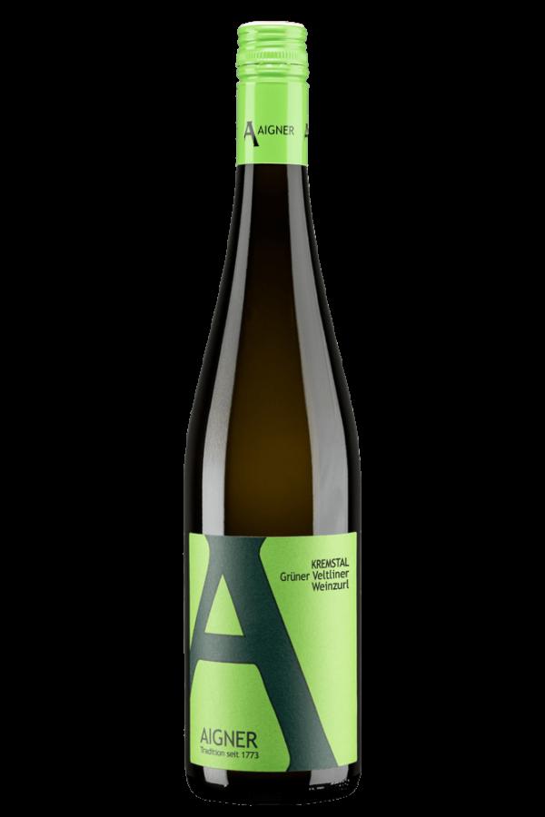Weingut Aigner Grüner Veltliner Weinzurl